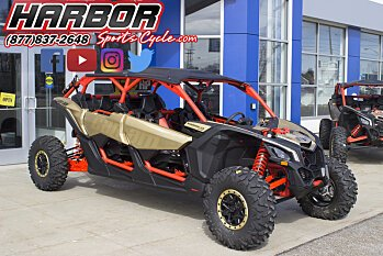 2018 Can-Am Maverick MAX 1000R for sale 200522267