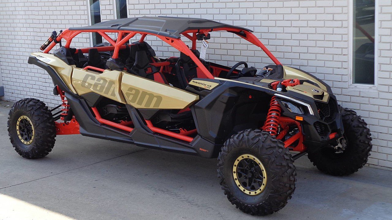 2018 Can-Am Maverick MAX 1000R for sale 200523249