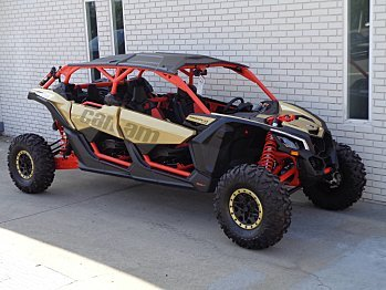 2018 Can-Am Maverick MAX 1000R for sale 200523305