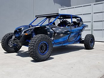 2018 Can-Am Maverick MAX 1000R for sale 200581178
