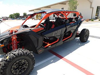 2018 Can-Am Maverick MAX 1000R for sale 200581284