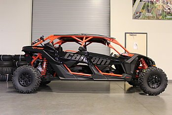 2018 Can-Am Maverick MAX 1000R for sale 200590601