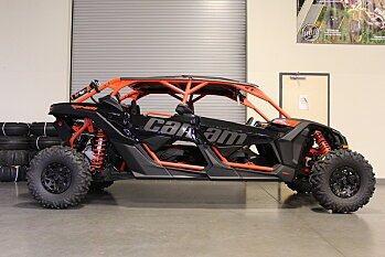 2018 Can-Am Maverick MAX 1000R for sale 200590615
