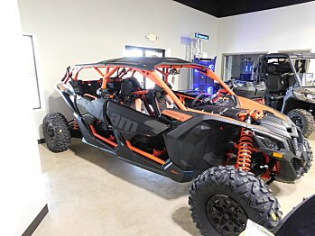 2018 Can-Am Maverick MAX 1000R for sale 200590644