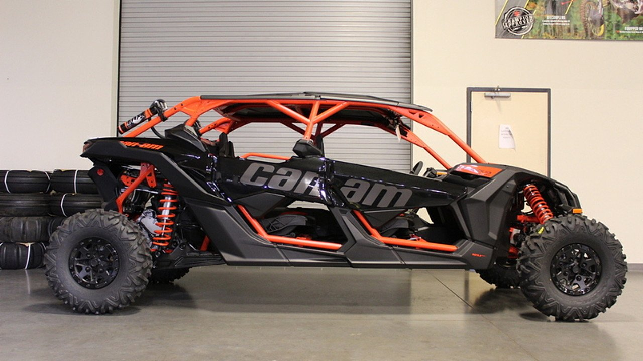 2018 Can-Am Maverick MAX 1000R for sale 200594773