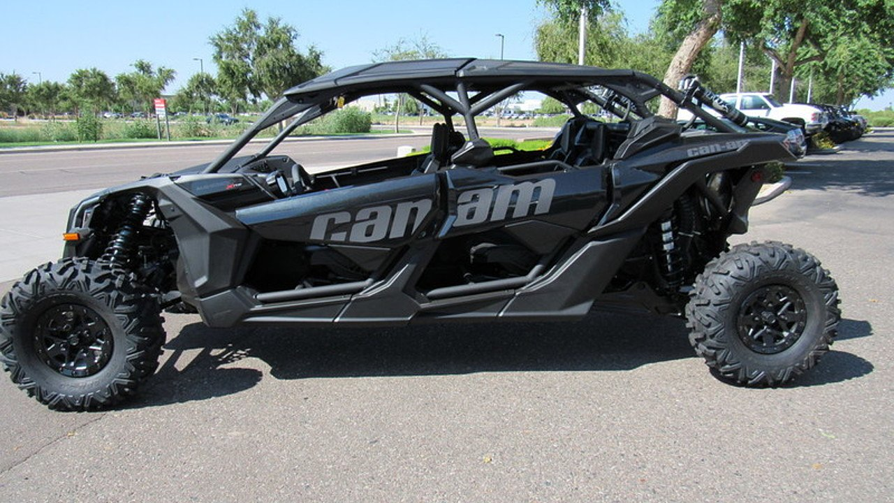 2018 Can-Am Maverick MAX 1000R for sale 200595646