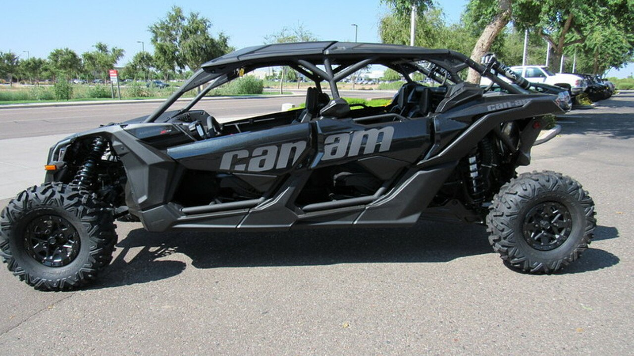 2018 Can-Am Maverick MAX 1000R for sale 200599633