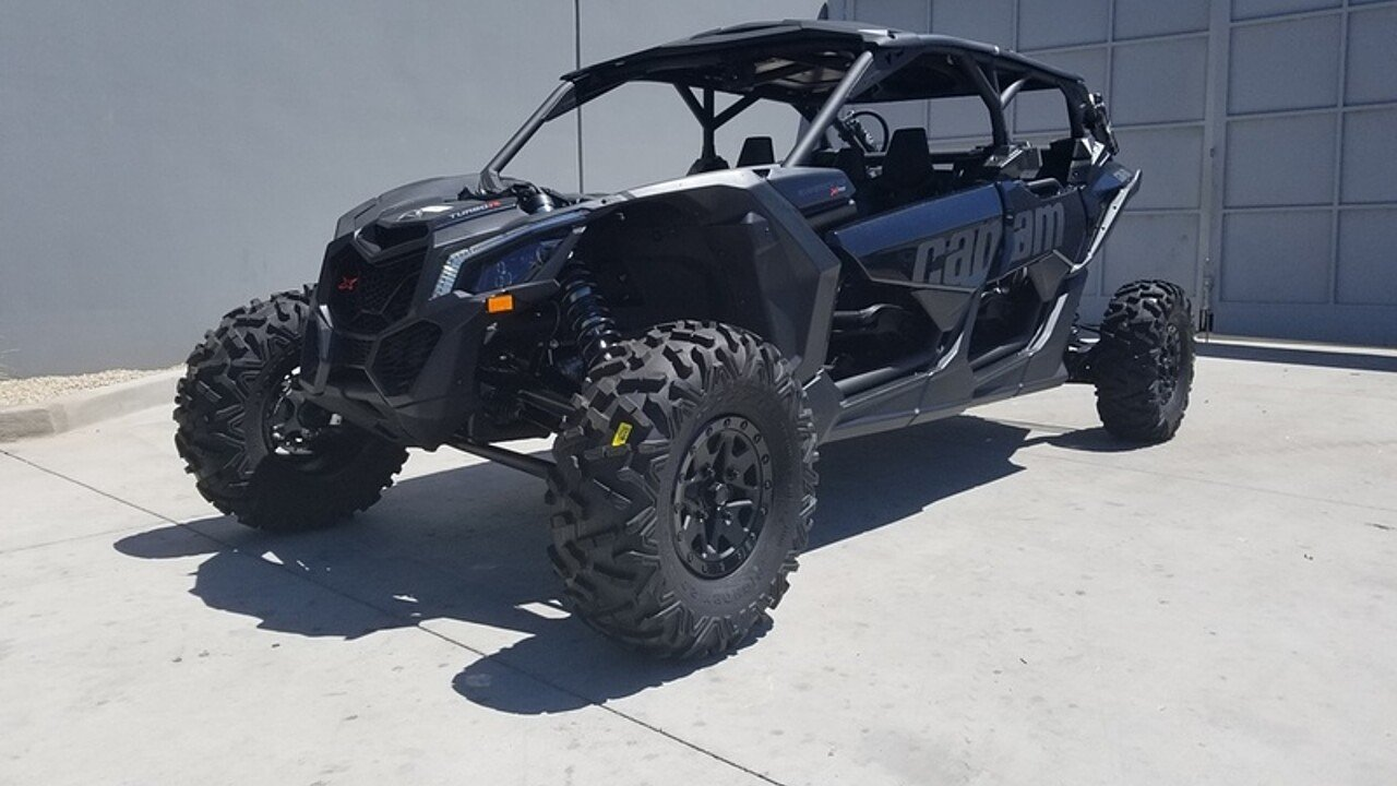 2018 Can-Am Maverick MAX 1000R for sale 200608862