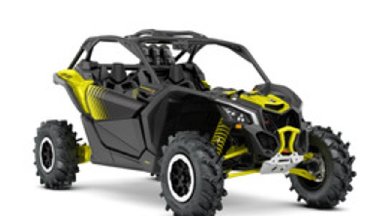 2018 Can-Am Maverick MAX 900 X3 XMR Turbo R for sale 200580324