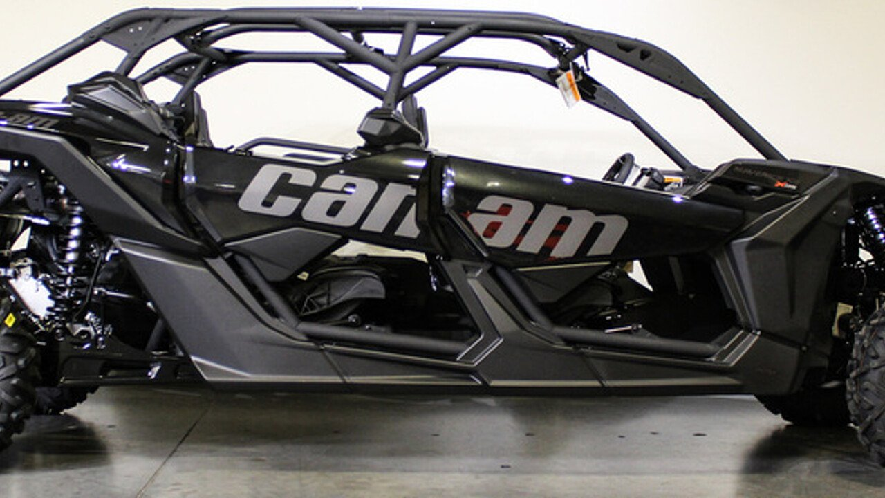 2018 Can-Am Maverick MAX 900 for sale 200598620