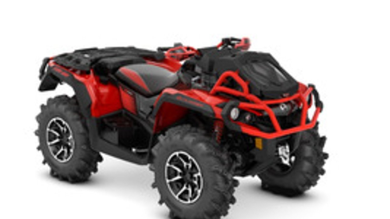 2018 Can-Am Outlander 1000R for sale 200479577
