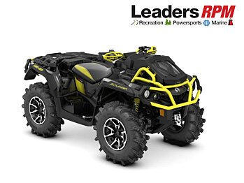 2018 Can-Am Outlander 1000R for sale 200511221