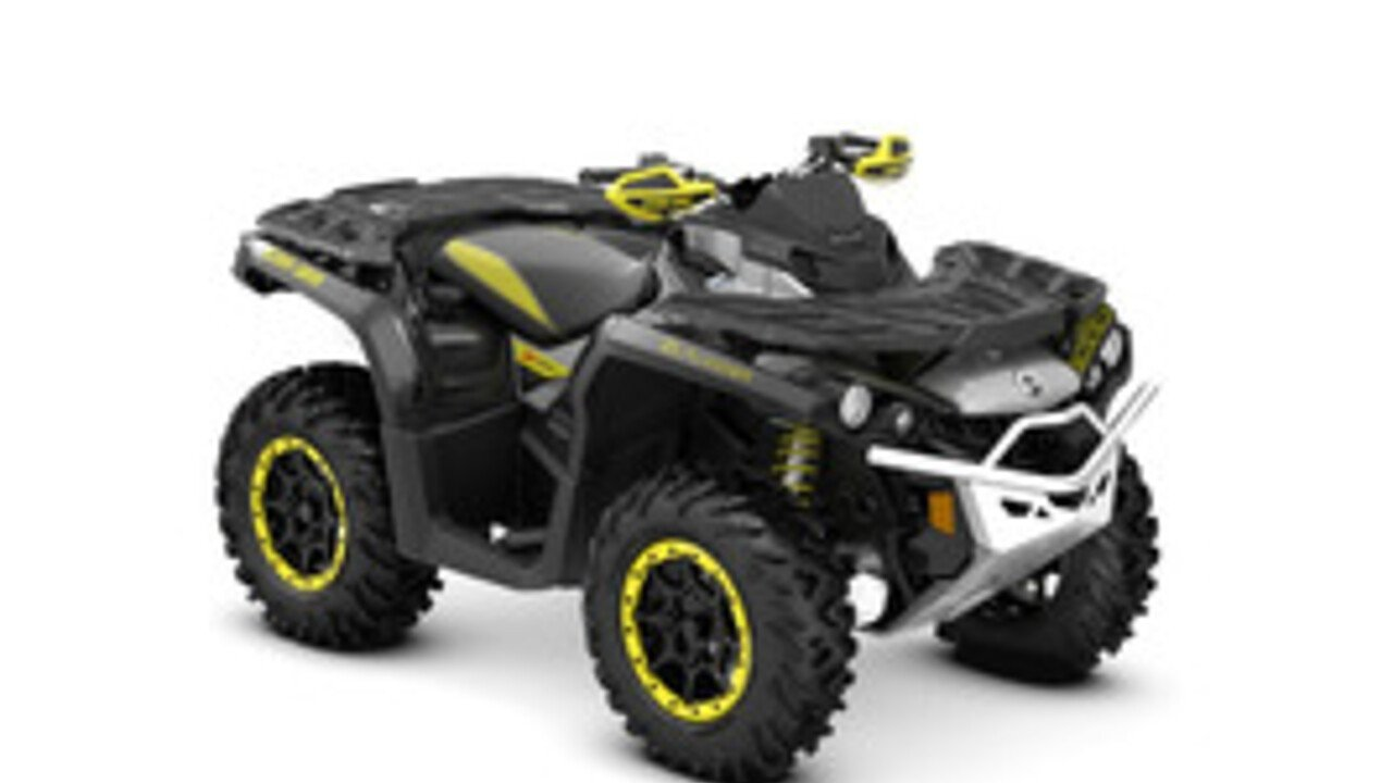 2018 Can-Am Outlander 1000R for sale 200532020