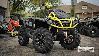 2018 Can-Am Outlander 1000R XMR for sale 200582057