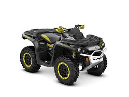 2018 Can-Am Outlander 1000R for sale 200469763