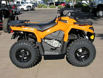 2018 Can-Am Outlander 450 for sale 200475752