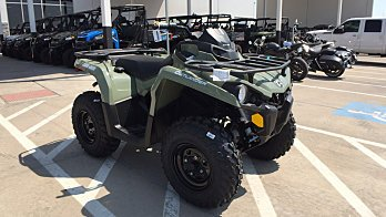 2018 Can-Am Outlander 450 for sale 200491698