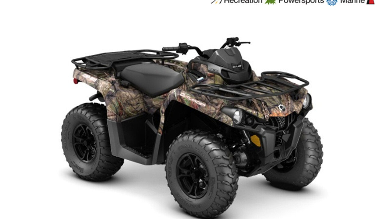 2018 Can-Am Outlander 450 for sale 200511300