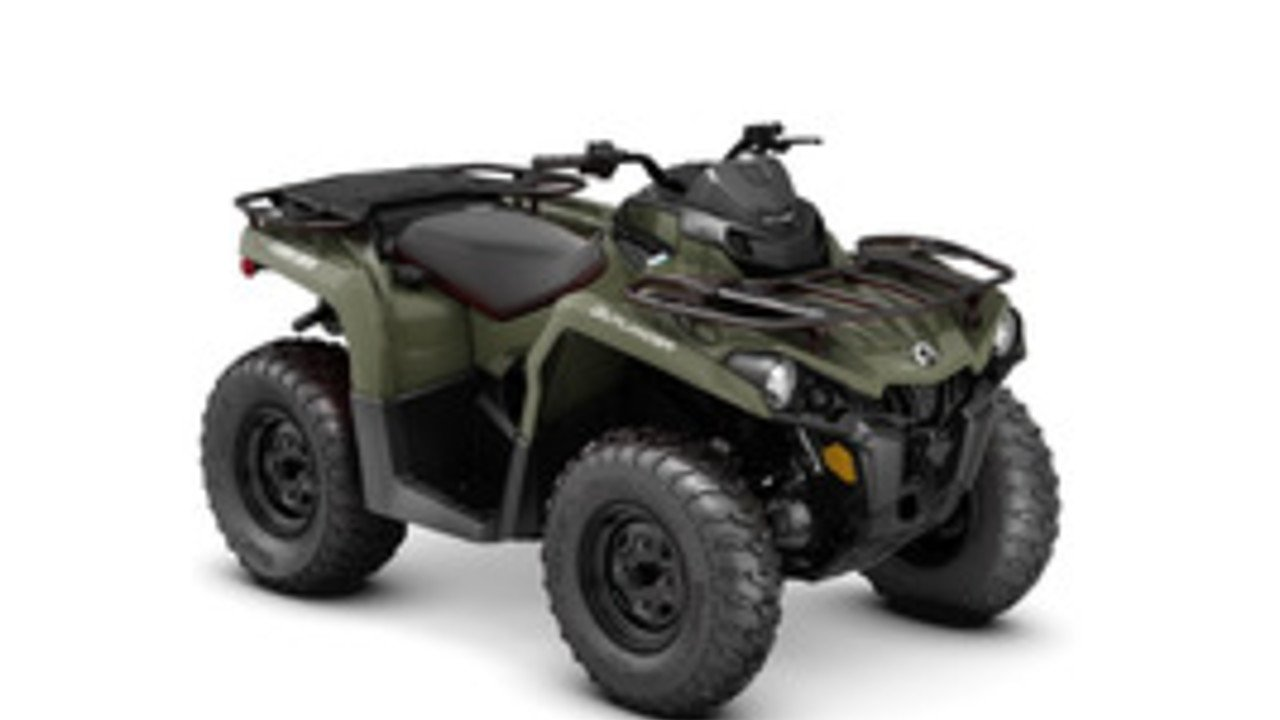 2018 Can-Am Outlander 450 for sale 200532012
