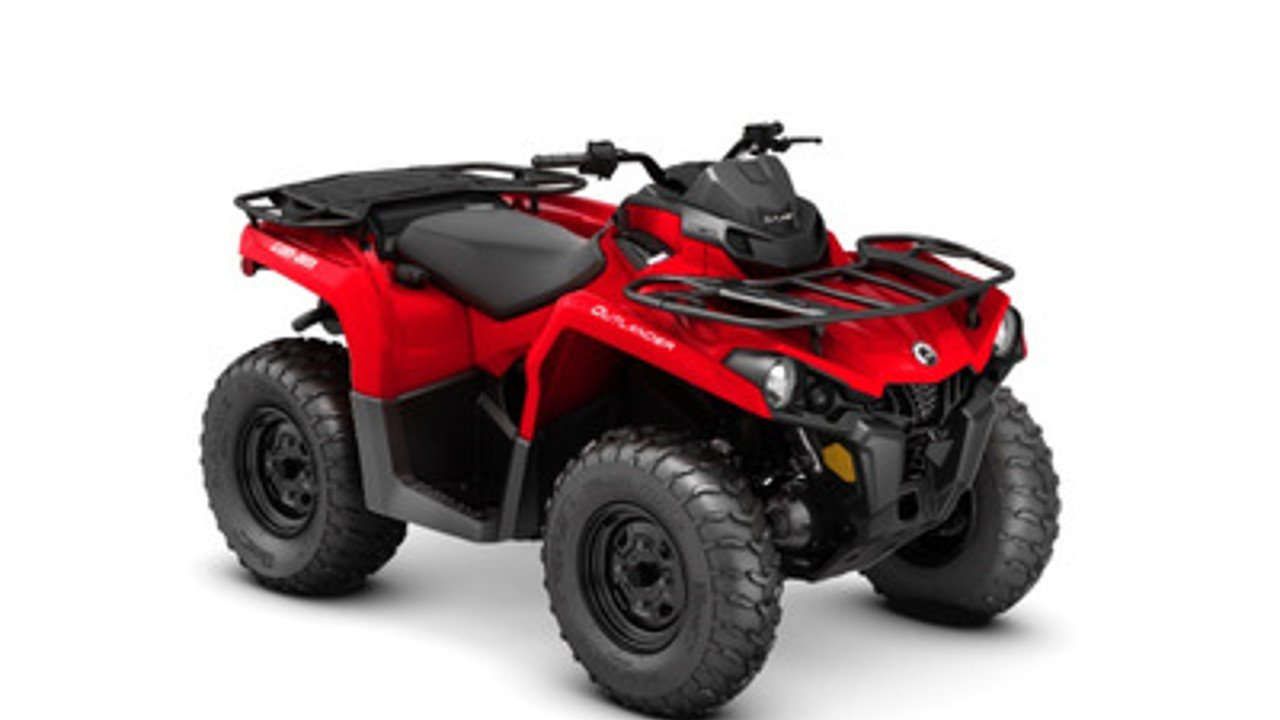 2018 Can-Am Outlander 450 for sale 200534345