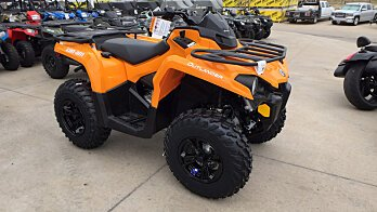 2018 Can-Am Outlander 450 for sale 200548601