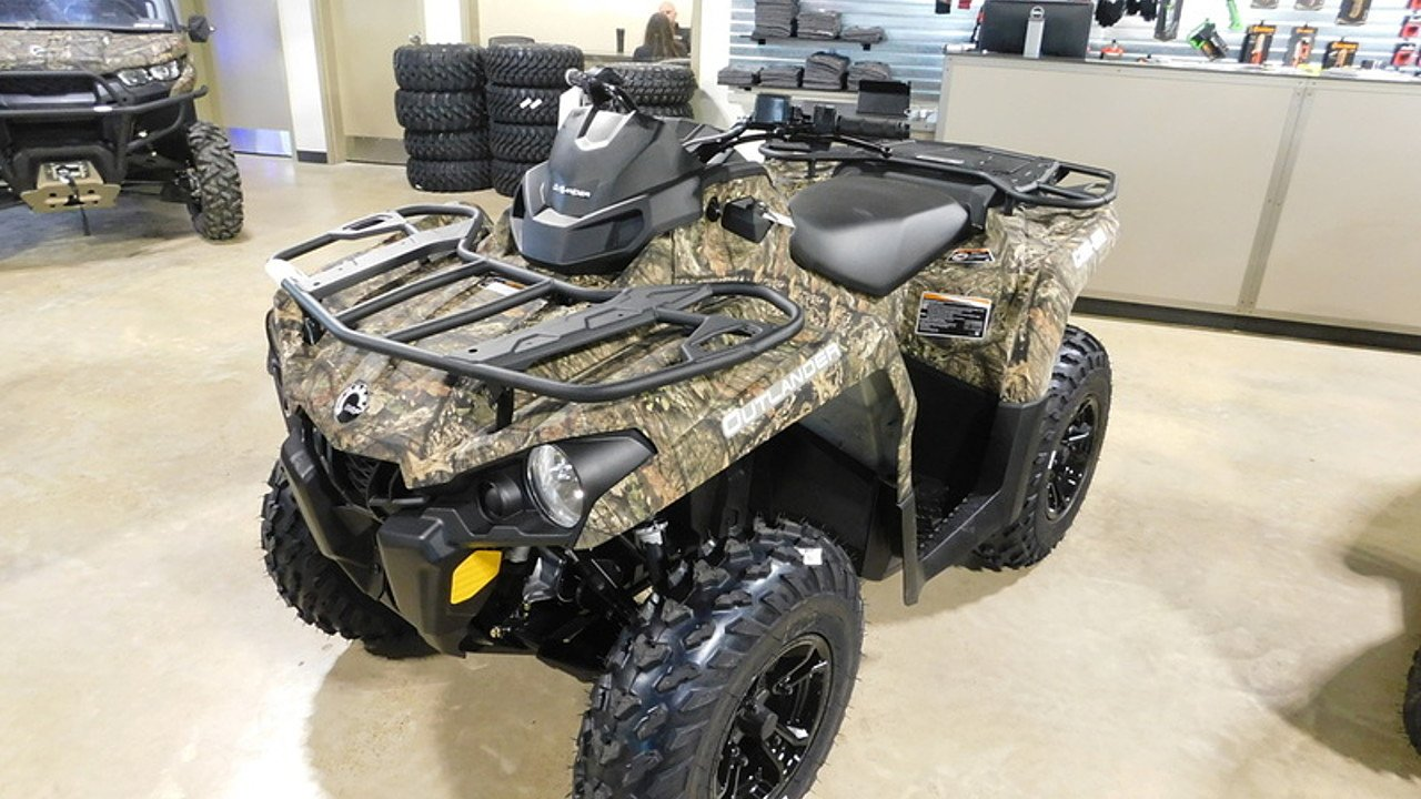 2018 Can-Am Outlander 450 for sale 200564668