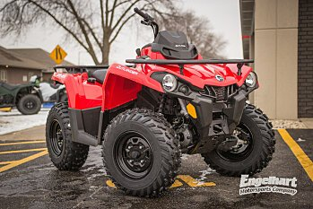 2018 Can-Am Outlander 450 for sale 200582126