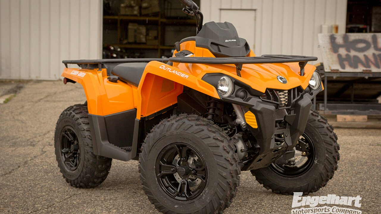 2018 Can-Am Outlander 450 for sale 200582241