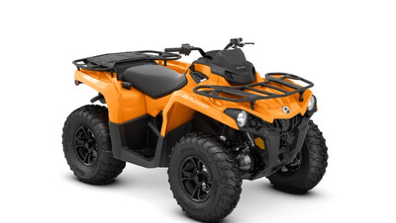 2018 Can-Am Outlander 450 for sale 200591395