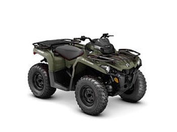 2018 Can-Am Outlander 450 for sale 200601942