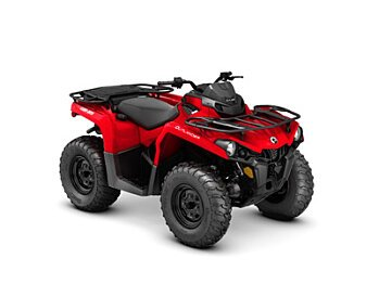 2018 Can-Am Outlander 450 for sale 200602144
