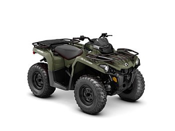 2018 Can-Am Outlander 450 for sale 200602148