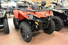 2018 Can-Am Outlander 450 for sale 200490201