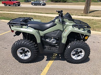2018 Can-Am Outlander 450 for sale 200499158