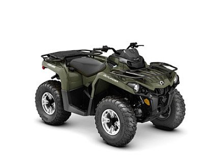 2018 Can-Am Outlander 450 for sale 200548576