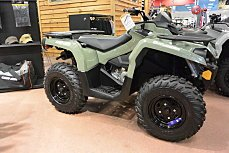 2018 Can-Am Outlander 450 for sale 200564876