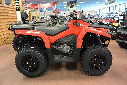 2018 Can-Am Outlander 450 for sale 200577777