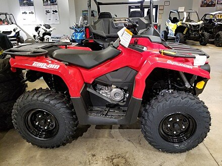 2018 Can-Am Outlander 450 for sale 200595382