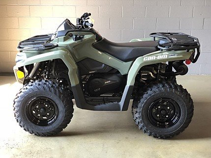 2018 Can-Am Outlander 450 for sale 200600355
