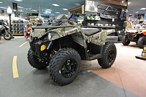 2018 Can-Am Outlander 450 for sale 200606687