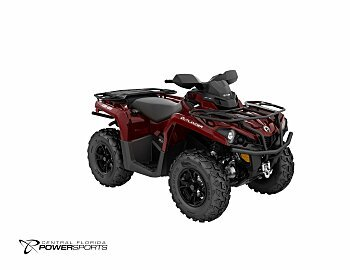 2018 Can-Am Outlander 570 for sale 200475118
