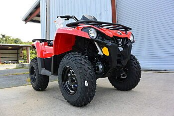 2018 Can-Am Outlander 570 for sale 200489508