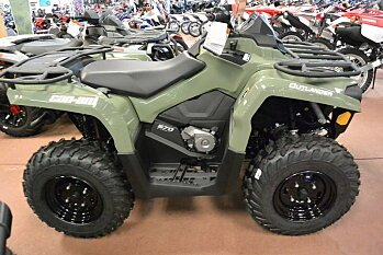 2018 Can-Am Outlander 570 for sale 200493203