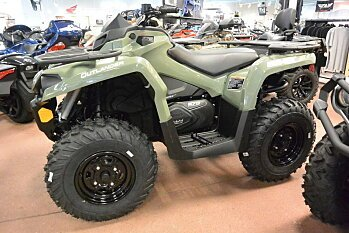 2018 Can-Am Outlander 570 for sale 200494917