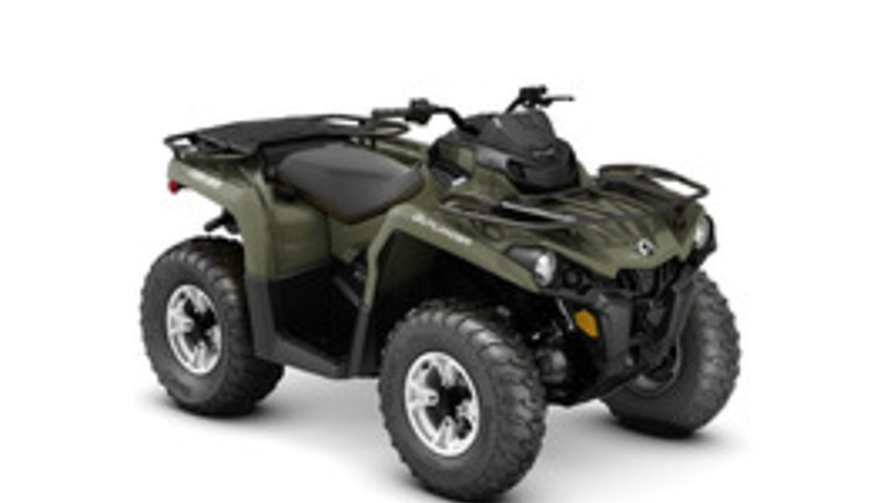 2018 Can-Am Outlander 570 for sale 200502273
