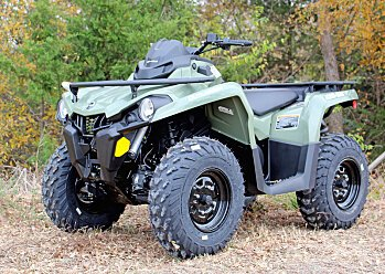 2018 Can-Am Outlander 570 for sale 200502716