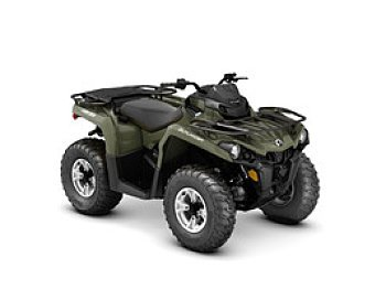 2018 Can-Am Outlander 570 for sale 200502729
