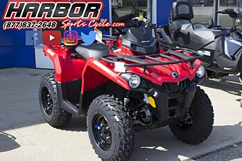 2018 Can-Am Outlander 570 for sale 200522263