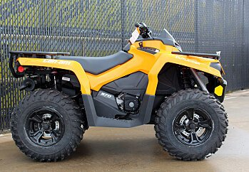 2018 Can-Am Outlander 570 for sale 200534290