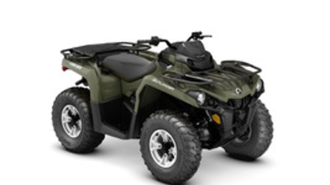 2018 Can-Am Outlander 570 for sale 200545686